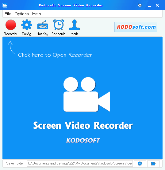 Kodosoft Screen Video Recorder