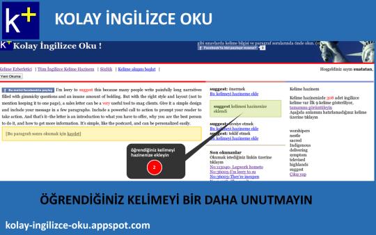 Kolay Ingilizce Oku (Turkish)