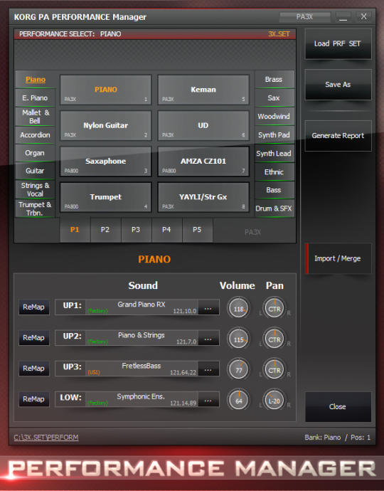 Free Download KORG PA Manager for Windows ::: Software