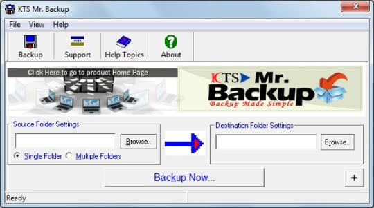KTS Mr. Backup