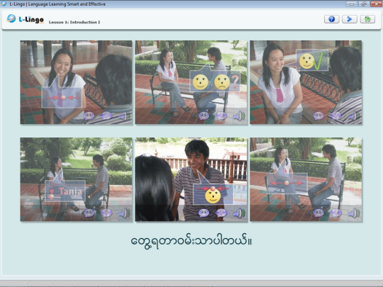 L-Lingo Burmese