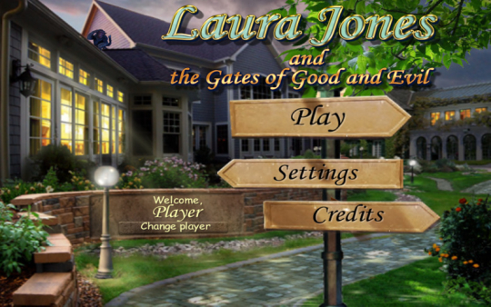 Laura Jones And The Gate Of Good And Evil