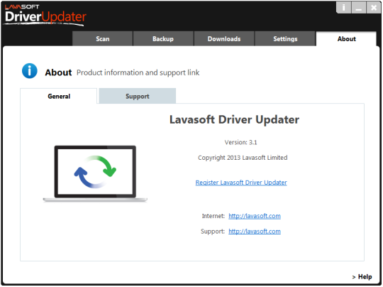 Lavasoft Driver Updater