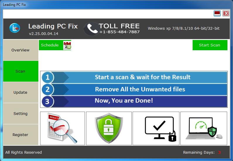 Leading PC Fix