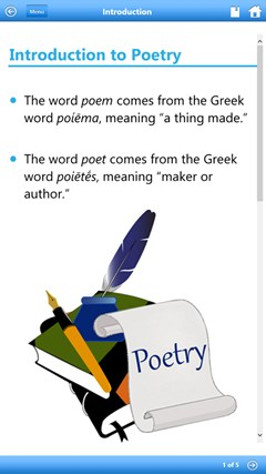 Learn Poetry Writing by WAGmob