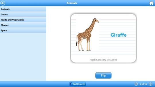 Learn Swahili by WAGmob for Windows 8