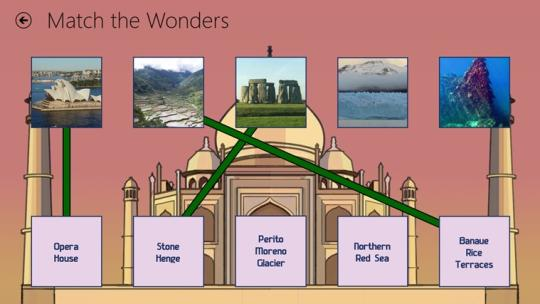 Learn Wonders of the World for Windows 8