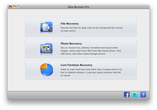 Leawo Data Recovery