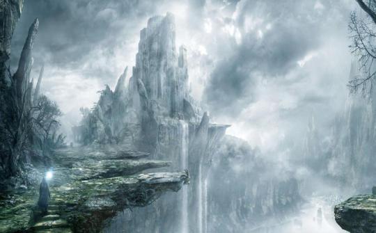 Legendary Waterfalls Screensaver