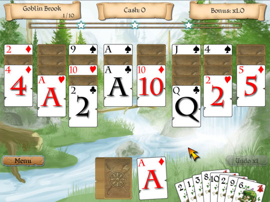 Legends of Solitaire
