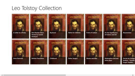 Leo Tolstoy Collection