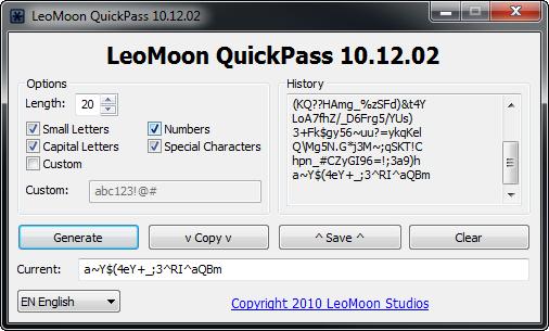 LeoMoon QuickPass