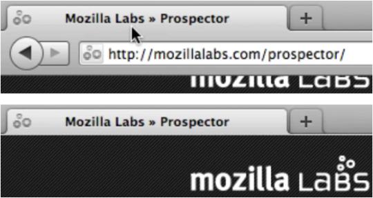 LessChrome HD for Firefox