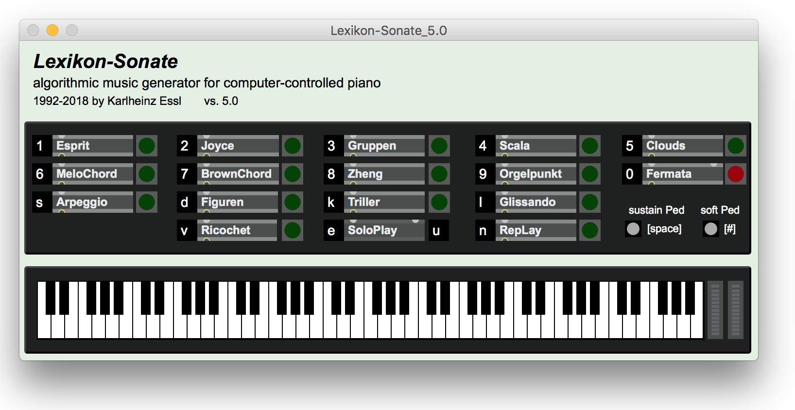 Lexikon Sonate