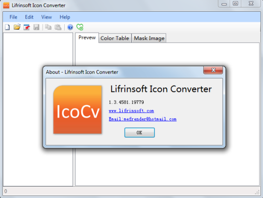 Lifrinsoft Icon Converter