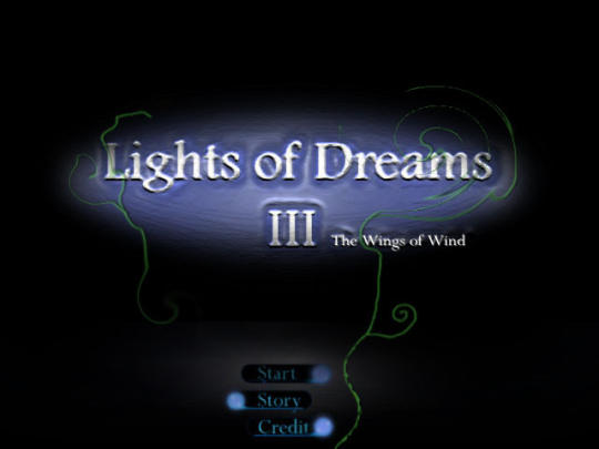 Lights of Dreams III: The Wings of Winds