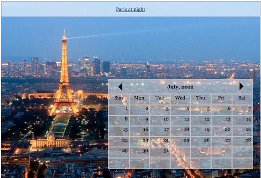 Lithic Calendar