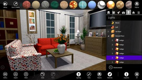Live Interior 3D Free