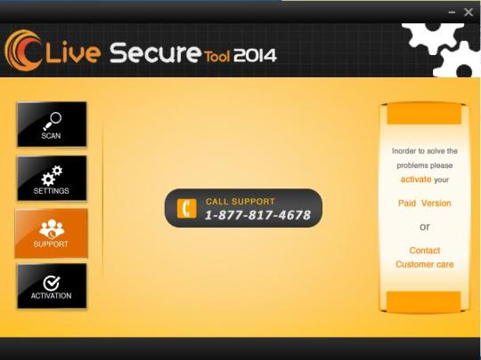 Live Secure