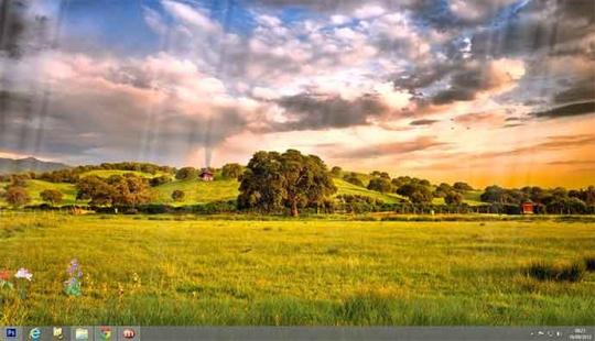 Living With Nature Animated Wallpaper