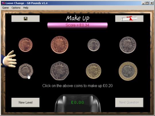 Loose Change - GB Pounds