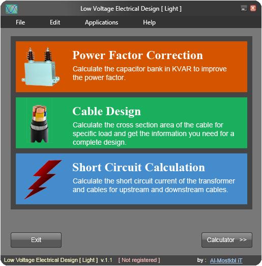 Low Voltage Electrical Design