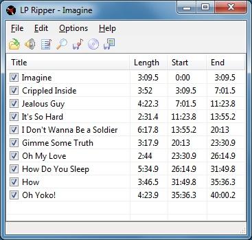 LP Ripper