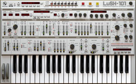 LuSH-101 (32-bit)