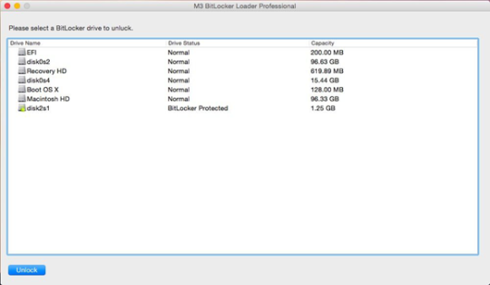 M3 Mac Bitlocker Loader