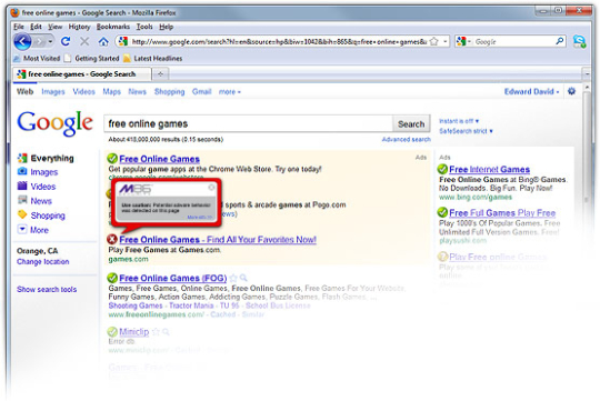 M86 SecureBrowsing for Firefox