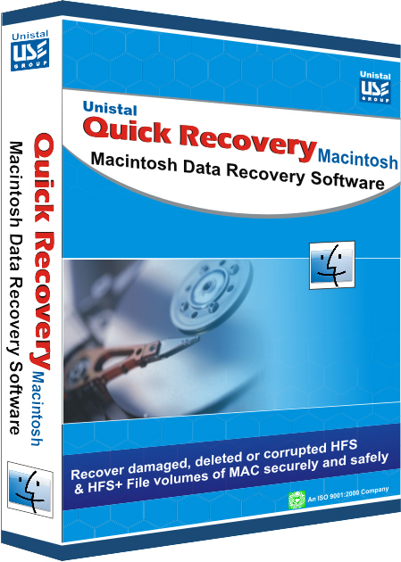 Mac Data Recovery Software