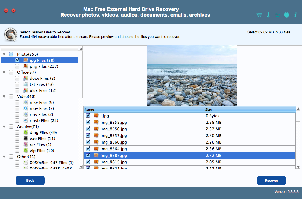 Mac Free External Hard Drive Recovery