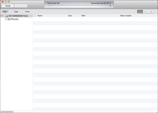 Mac Free USB Flash Drive Data Recovery