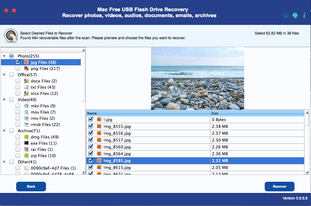 Mac Free USB Flash Drive Recovery