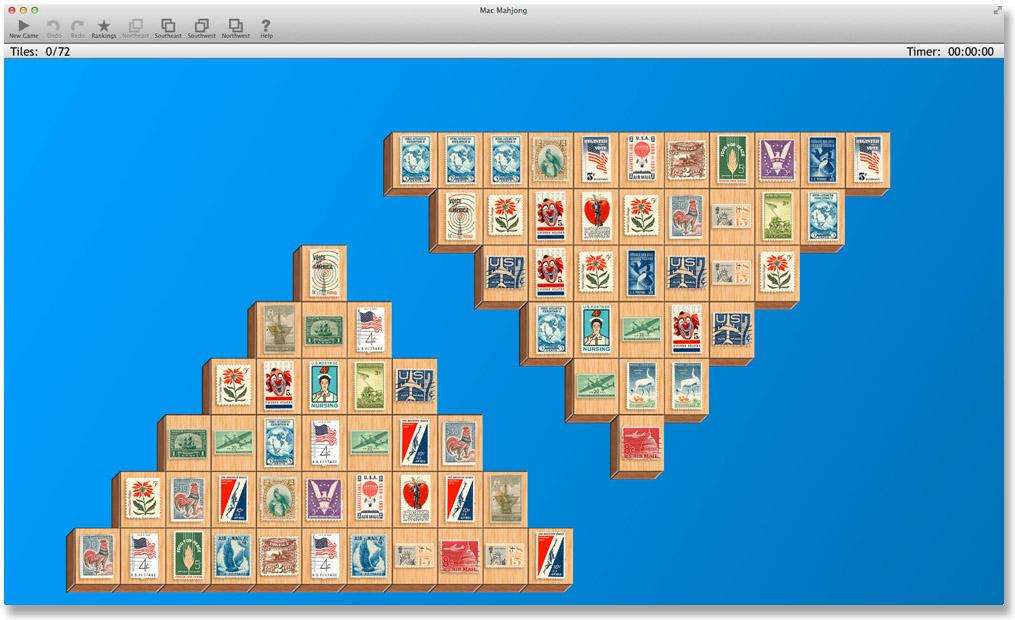 Mac Mahjong