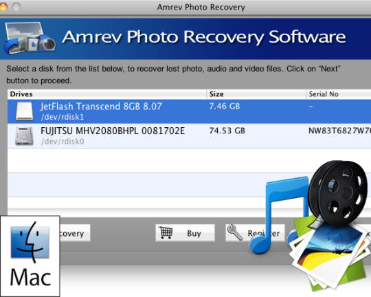 Mac Photo Recovery