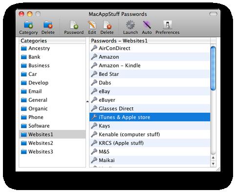 MacAppStuff Passwords