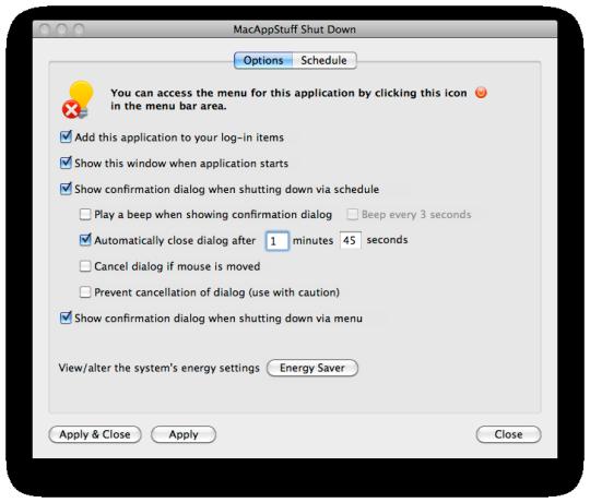 MacAppStuff Shut Down