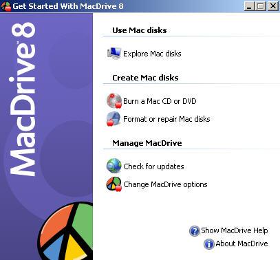 MacDrive Pro