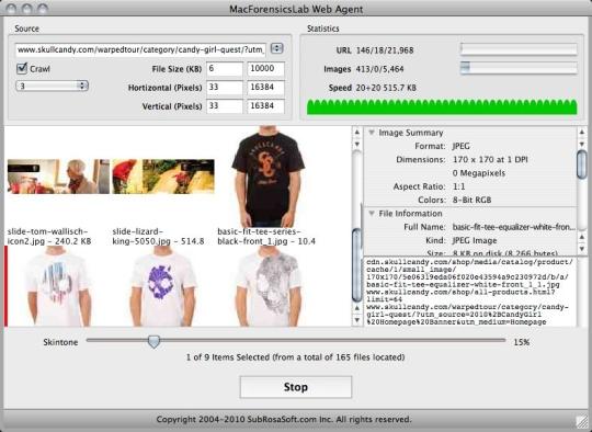 MacForensicsLab Web Agent