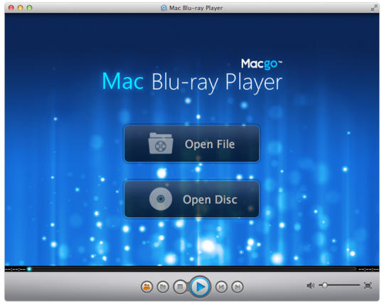 Macgo Mac Bluray Player