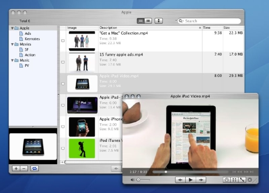 MacVideoTunes