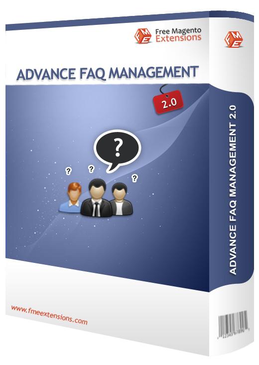 Magento Advance FAQ Management