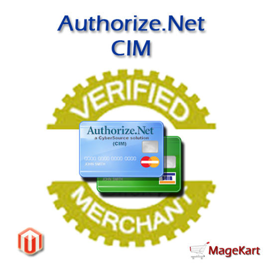 Magento Authorize.Net CIM Extension
