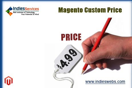 Magento Custom Price