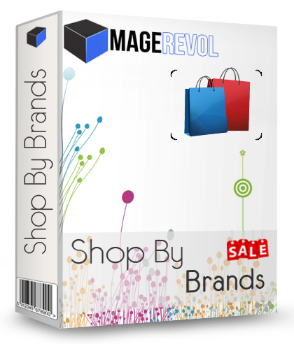 Magento Extension Shop by Brands