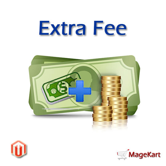 Magento Extra Fee Extension