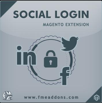 Magento Facebook Login Extension