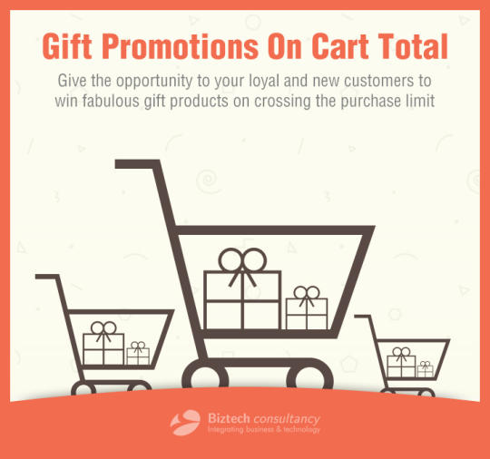 Magento Gift Promotions on Cart Total