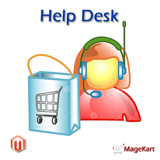MAgento Help Desk Extension